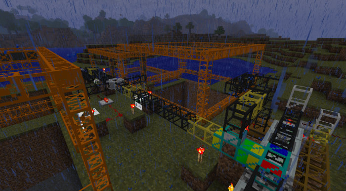 IndustrialCraft Mod for Minecraft 1.12.1/1.11.2 | MinecraftSix