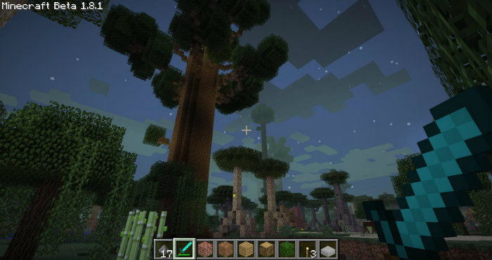 The-Twilight-Forest-mod