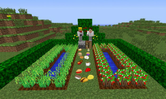 lots-of-food-in-minecraft