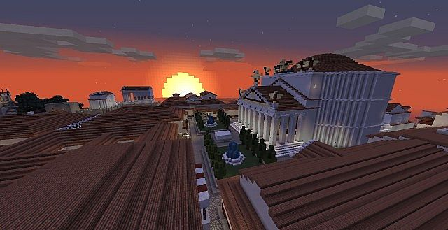 romecraft-resource-pack
