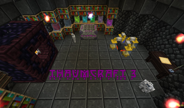 Thaumcraft Mod For Minecraft 1 8 9 1 8 1 7 10 Minecraftsix
