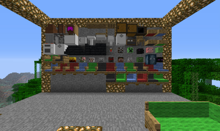 minecraft-Jammy-Furniture
