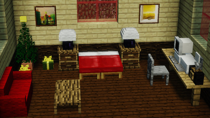 Mrcrayfish S Furniture Mod For Minecraft Minecraftsix