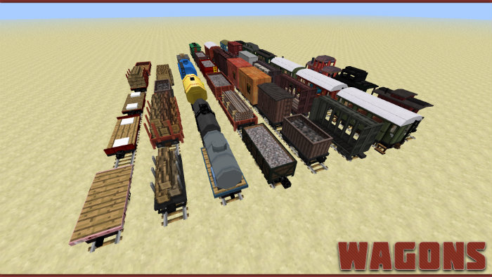 train-craft-mod