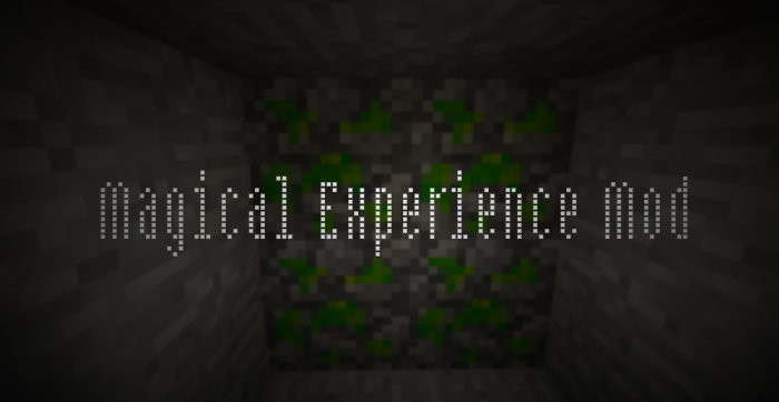 magical-experience-mod-minecraft