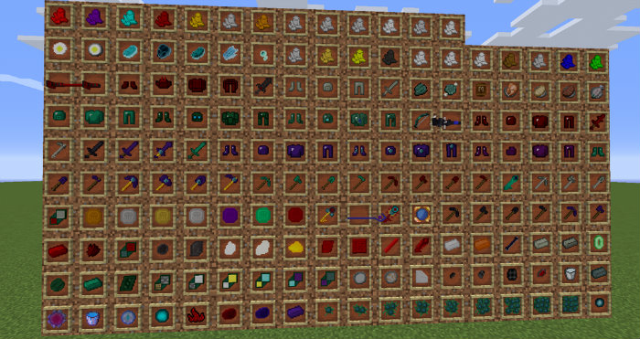 abyssalcraft-items