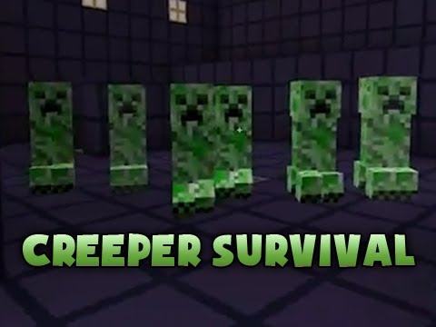 Minecraft 186 maps page 4 of 6 minecraftsix creeper survival map for minecraft 187 gumiabroncs Choice Image