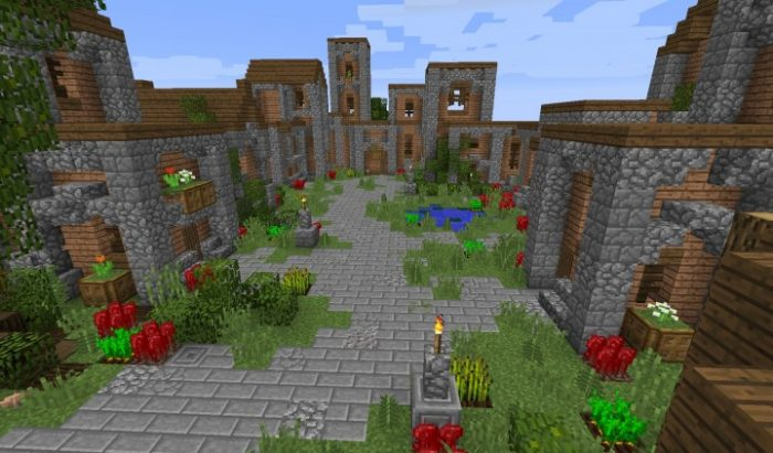 village-of-the-island-minecraft