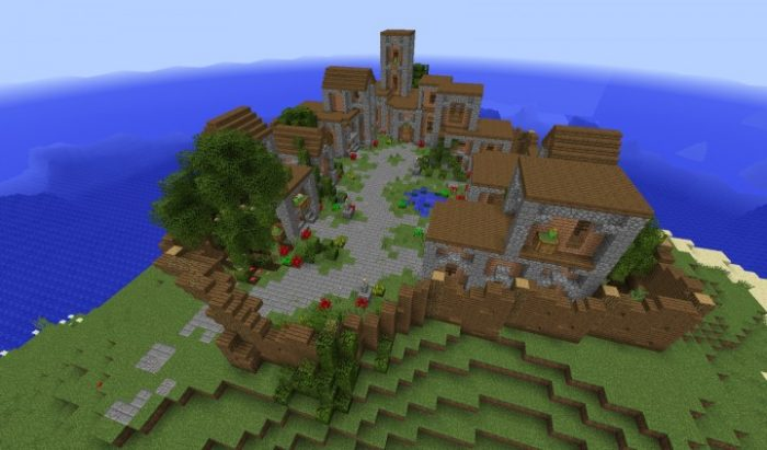village-of-the-island-survival