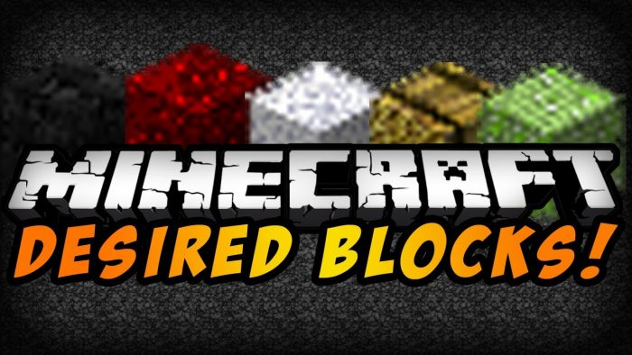 desired-blocks-mod