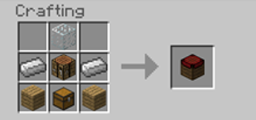 Project bench mod for minecraft 1 8 1 minecraftsix - How do you use a crafting table in minecraft ...