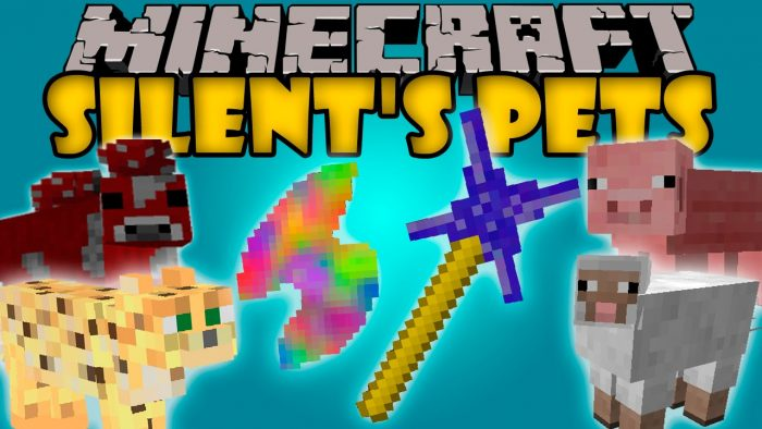 silents-pets-mod-minecraft