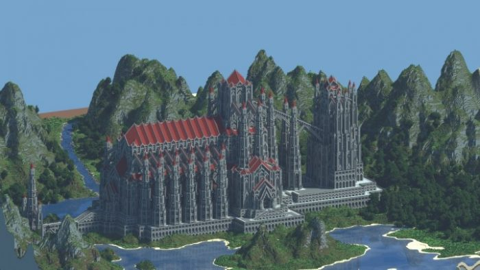 castle-of-red-minecraft