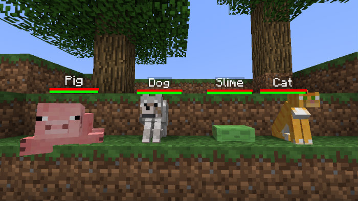 Useful Pets Mod for Minecraft 1.7.10 | MinecraftSix