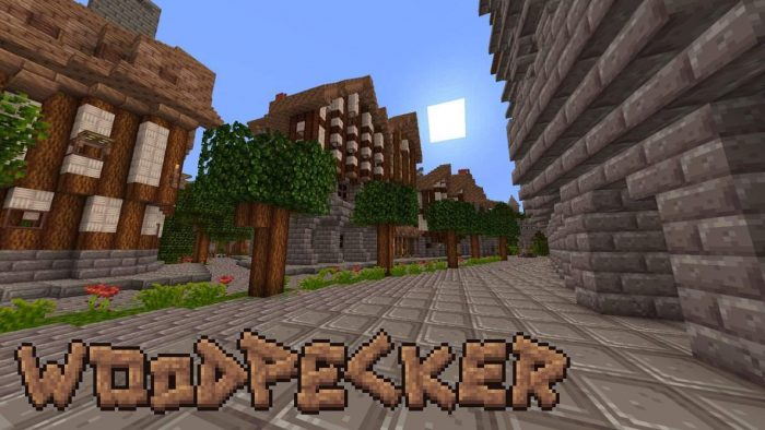woodpecker-resource-pack
