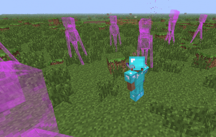 Mutant-enderman-clone-tactic