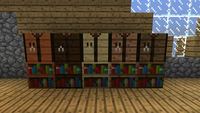 Wood stuff mod for minecraft minecraftsix