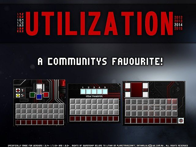 utilization-resource-pack