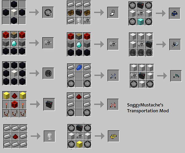 transportation-recipes