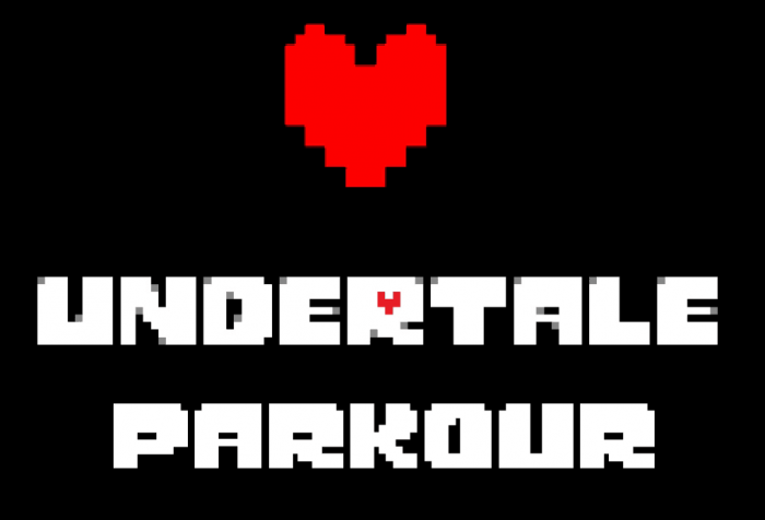 undertale-parkour-map