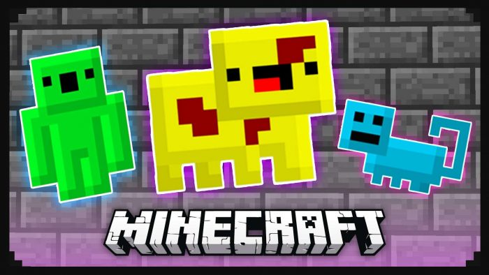 Custom Pets Mod for Minecraft 1.7.10 | MinecraftSix
