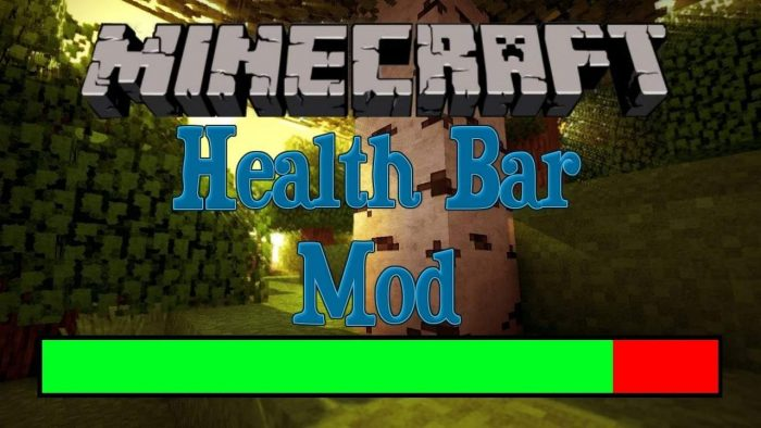 health-bar-minecraft